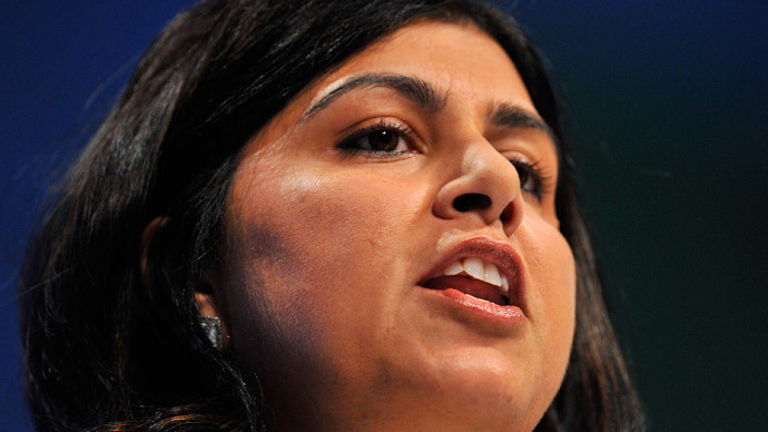 ​Baroness Warsi warns of 'Cold War against British Muslims'