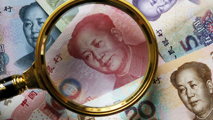 ​Ukraine and China ink $2.4bn currency swap