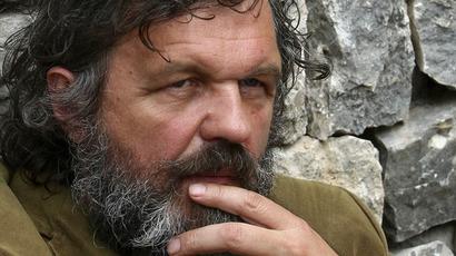 Filmmaker Emir Kusturica (Reuters/Djordje Kojadinovic)
