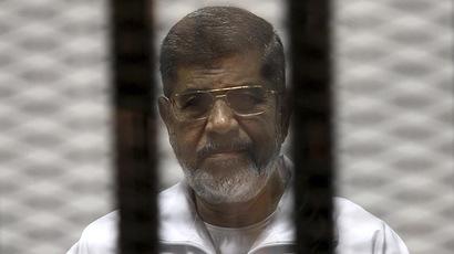 Former Egyptian President Mohamed Mursi. (Reuters/Sringer)