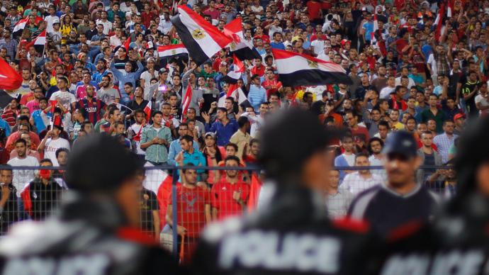 Egypt bans all hardcore soccer groups for 'terrorism'