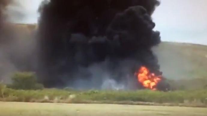 US marine dies, 21 injured in Osprey crash-landing at Hawaii base