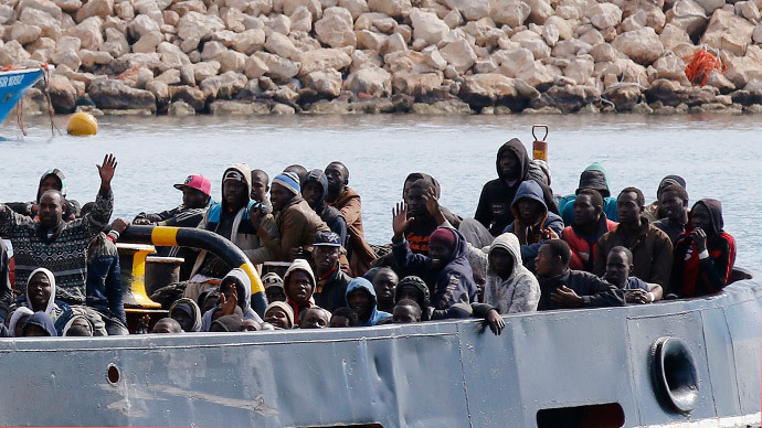 ​Migrant crisis: UK offers drones, warships to help tackle human traffickers in Libya