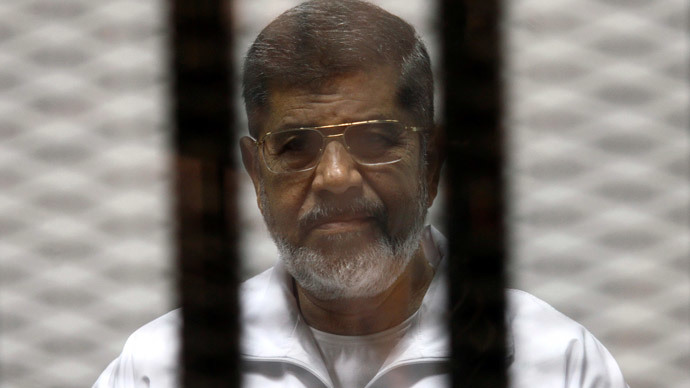 UK, EU & human rights groups condemn Morsi death sentence