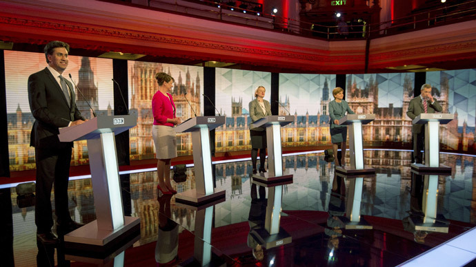 Greens, UKIP & minority parties call for UK electoral reform, launch petition