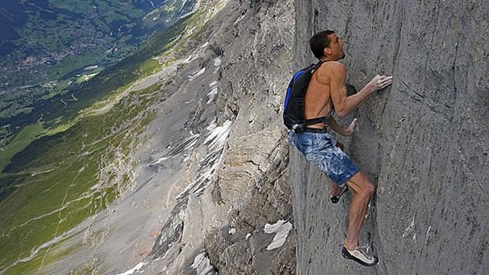 Deceased extreme athlete Dean Potter's legacy (VIDEOS)