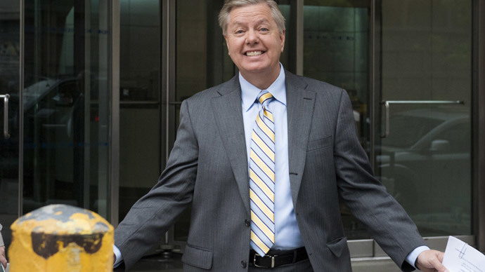 Lindsey Graham to join presidential race: Consummate war hawk's controversial statements