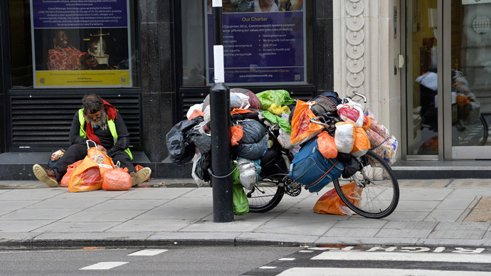 ​Inequality Street: UK most unequal country in EU, worse than US