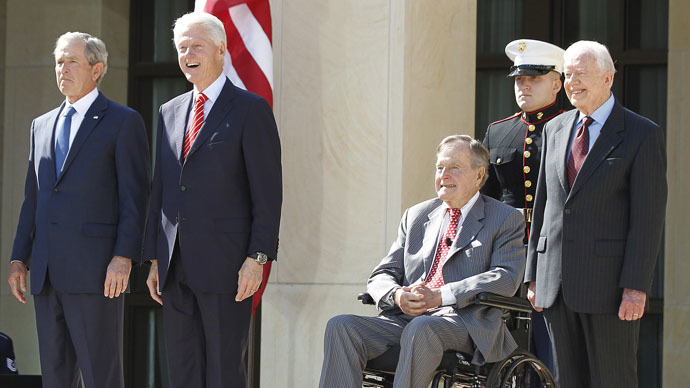 House panel wants to cut taxpayer expenses on wealthy ex-presidents