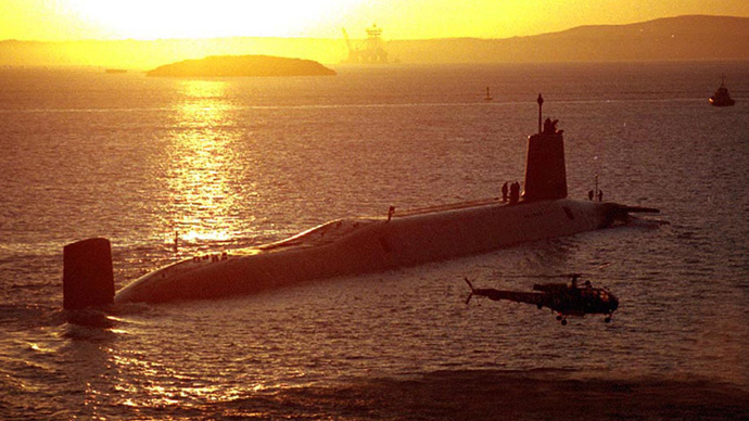 ​Ex-Royal Navy sailor to RT: Trident whistleblower's security allegations true
