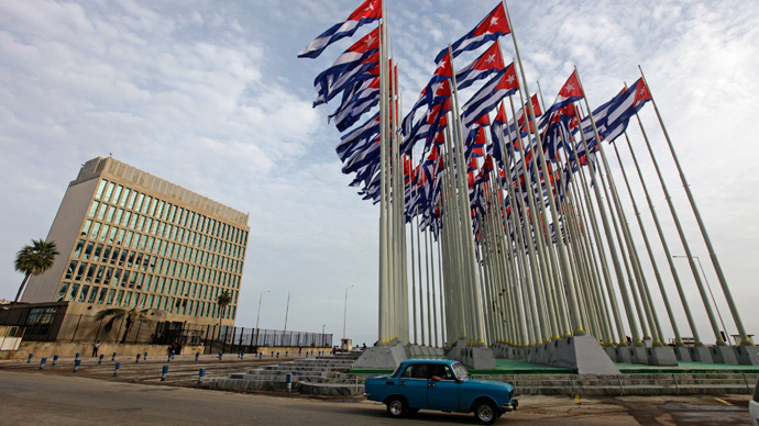 ​Cuba prepares to open its first US bank account in more than a year