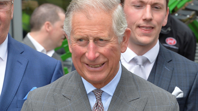 ​Prince Charles visits scene of great-uncle's murder by IRA