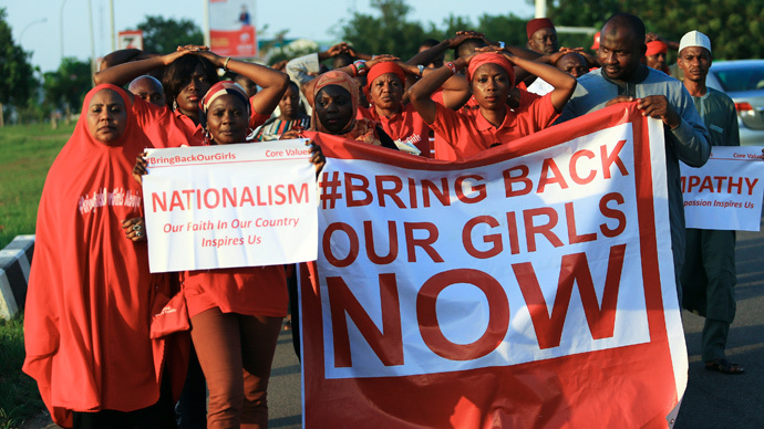 ​Nigerian girls kidnapped by Boko Haram may be held in underground bunkers - governor