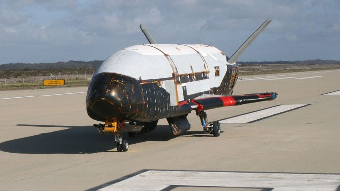 Drone shuttle: Air Force's X-37 goes up on a (semi-) secret mission