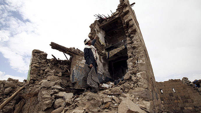 ​At least 5 refugees killed as Saudi Arabia shells intl aid office in Yemen