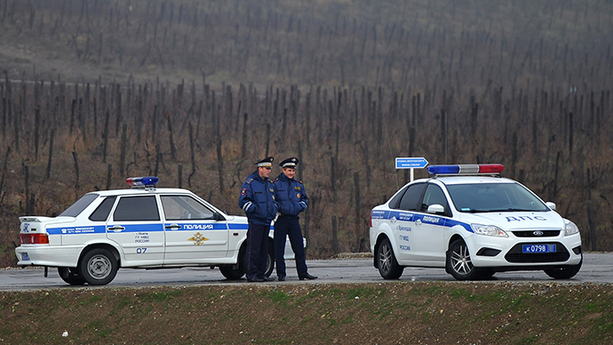 Russian Avenger: Woman chases 3 robbers solo, hands 2 over to police