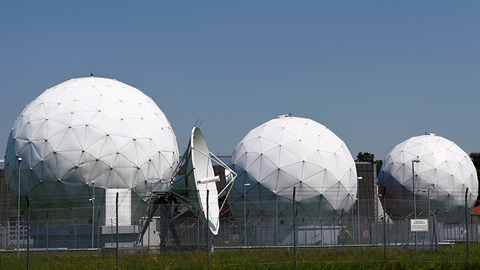 Former monitoring base of the US intelligence organization National Security Agency (NSA) in Bad Aibling south of Munich, Germany (Reuters)