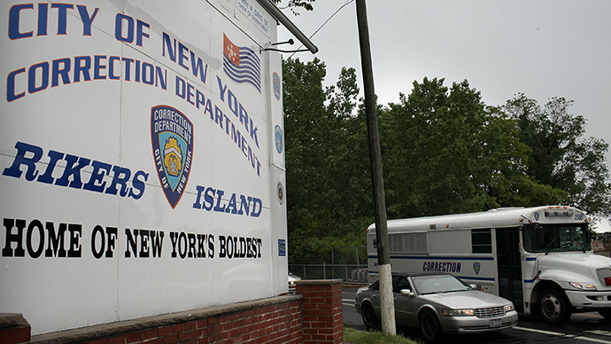 Rape 'endemic' by Rikers Island prison officers – lawsuit