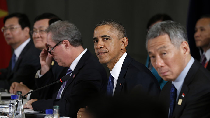 ​Senate passes bill granting Obama 'fast-track' TPP authority