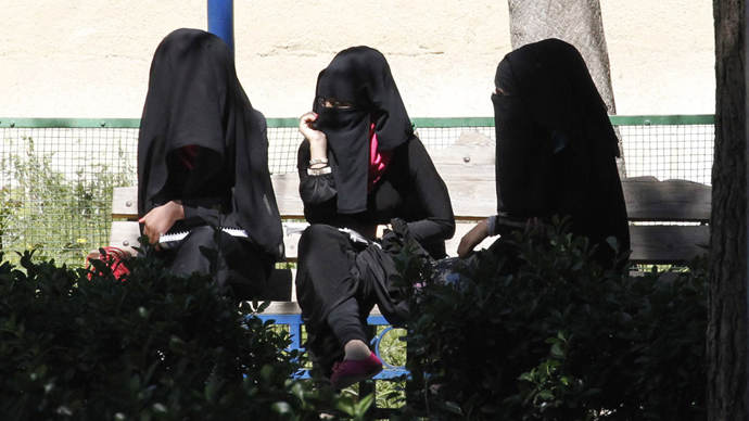 ​Dutch govt approves partial ban on face-covering veil in public places