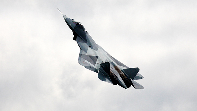 Russia's new T-50 fighter jet 'almost a flying robot' – developer