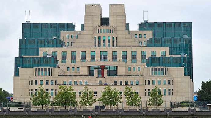 The MI6 building in London (Reuters / Toby Melville)