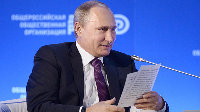 'Dangerous' to completely cancel foreign products – Putin