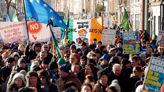 'Gross insult': Petition against Irish water charges snubbed by Cork's Deputy Lord Mayor