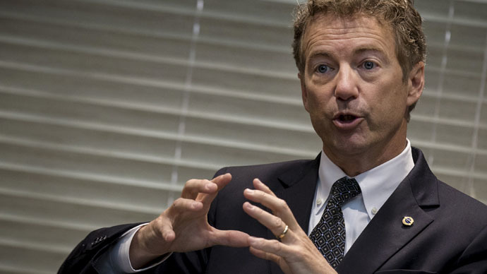 Obama can end NSA bulk surveillance by himself – Rand Paul