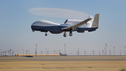 U.S. Navy photo courtesy of Northrop Grumman / Alex Evers / Handout via Reuters