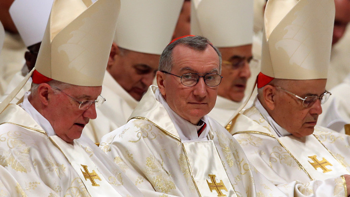 ​'Defeat for humanity': Senior Vatican official slams Irish gay marriage vote