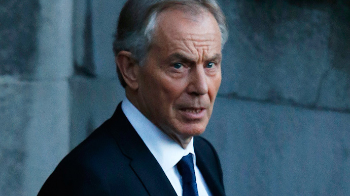 Tony Blair resigns as Middle East peace envoy - reports