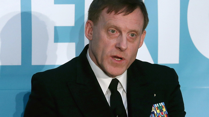 NSA director wants 'maritime' law for internet