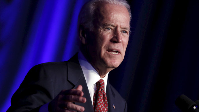 US won't accept idea of global 'spheres of influence' – Biden