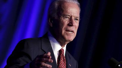 U.S. Vice President Joe Biden.(Reuters / Yuri Gripas)