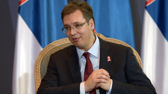Serbia to join US-backed gas project, seeks diversification from Russia - PM
