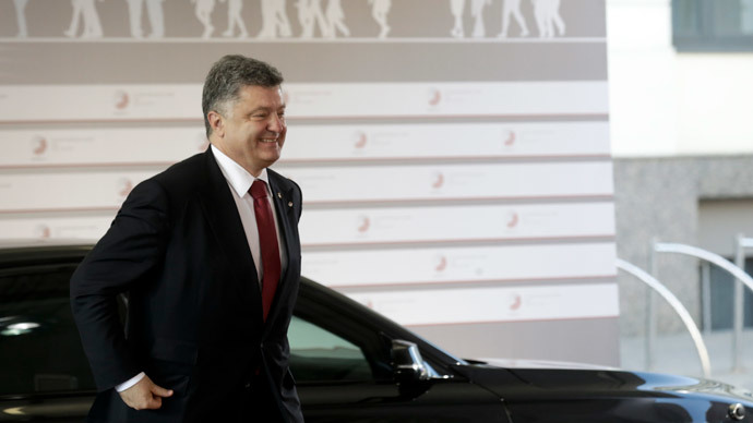 ​Poroshenko signs law allowing moratorium on Ukraine's foreign debt payment