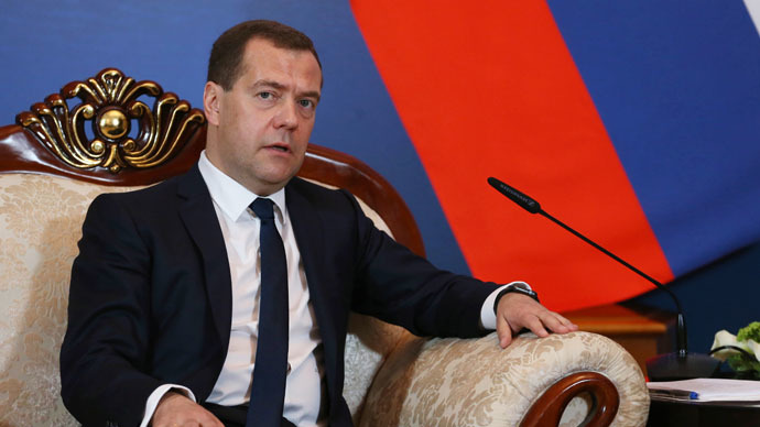 Russia ready to consider EEU currency union - prime minister