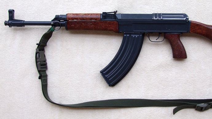 Smoking gun: Missing Loyalist murder weapon found on loan to Imperial War Museum