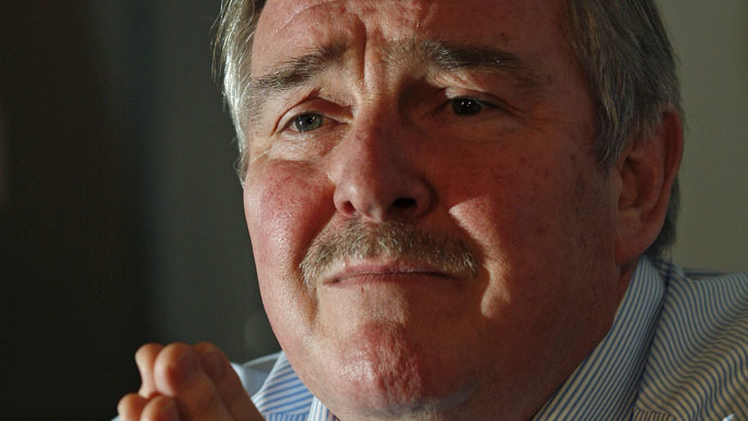 The British government's former chief drugs adviser, David Nutt (Reuters/Suzanne Plunkett)