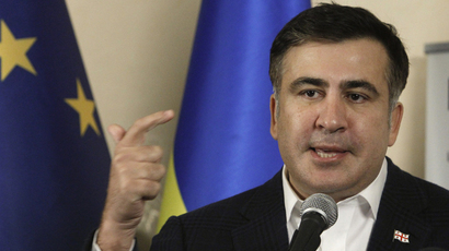 Saakashvili 'insulted his country' by renouncing Georgian citizenship - president