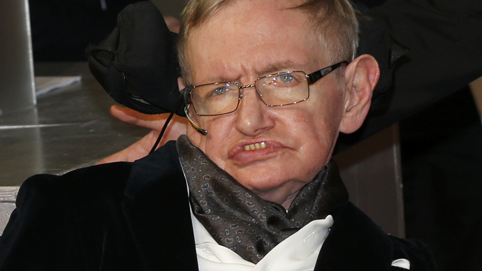 ​Hawking warns gifted disabled scientists could be left without financial support
