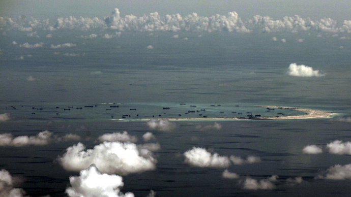 Beijing rejects US criticism over construction in South China Sea