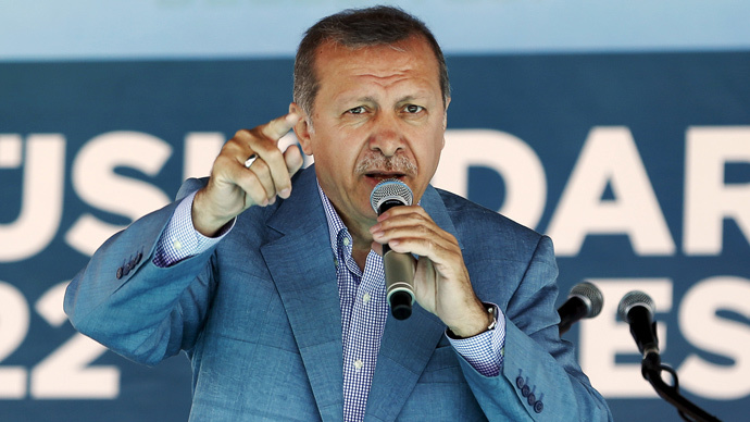 'He will pay a heavy price': Erdogan threatens Turkish editor-in-chief for scandalous report