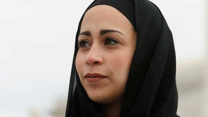 Samantha Elauf (Reuters / Jim Bourg)