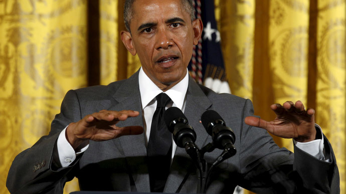 Military strikes won't end Iran's nuclear program – Obama