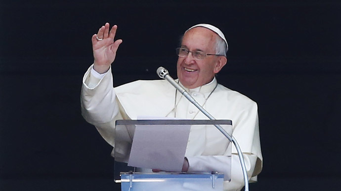 Leaving migrants to die at sea is comparable to abortion – Pope Francis