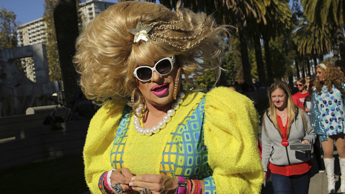 #MyNameIs: Drag queens, Native Americans protest Facebook's 'authentic name' policy