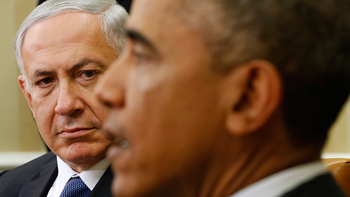 ​Israel could lose 'credibility' over Netanyahu's stance on Palestine – Obama