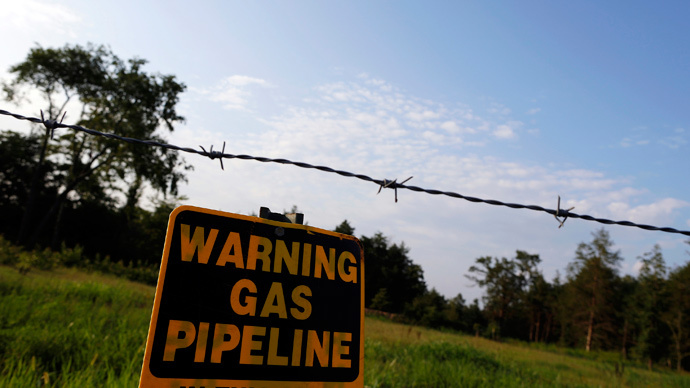 4 million cubic feet of natural gas leaks as pipeline ruptures on Arkansas River